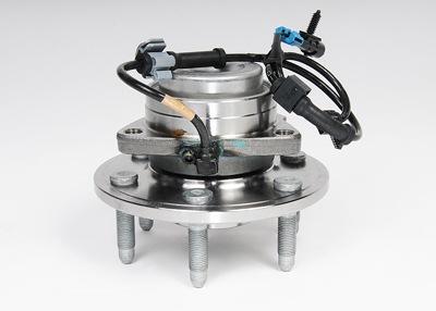 ACDELCO GM ORIGINAL EQUIPMENT - Wheel Bearing and Hub Assembly - DCB FW324