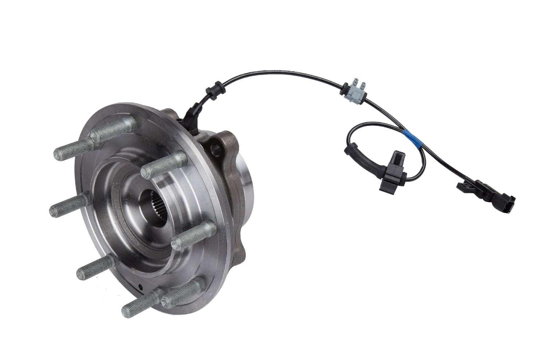 ACDELCO GM ORIGINAL EQUIPMENT - Wheel Bearing and Hub Assembly - DCB FW460