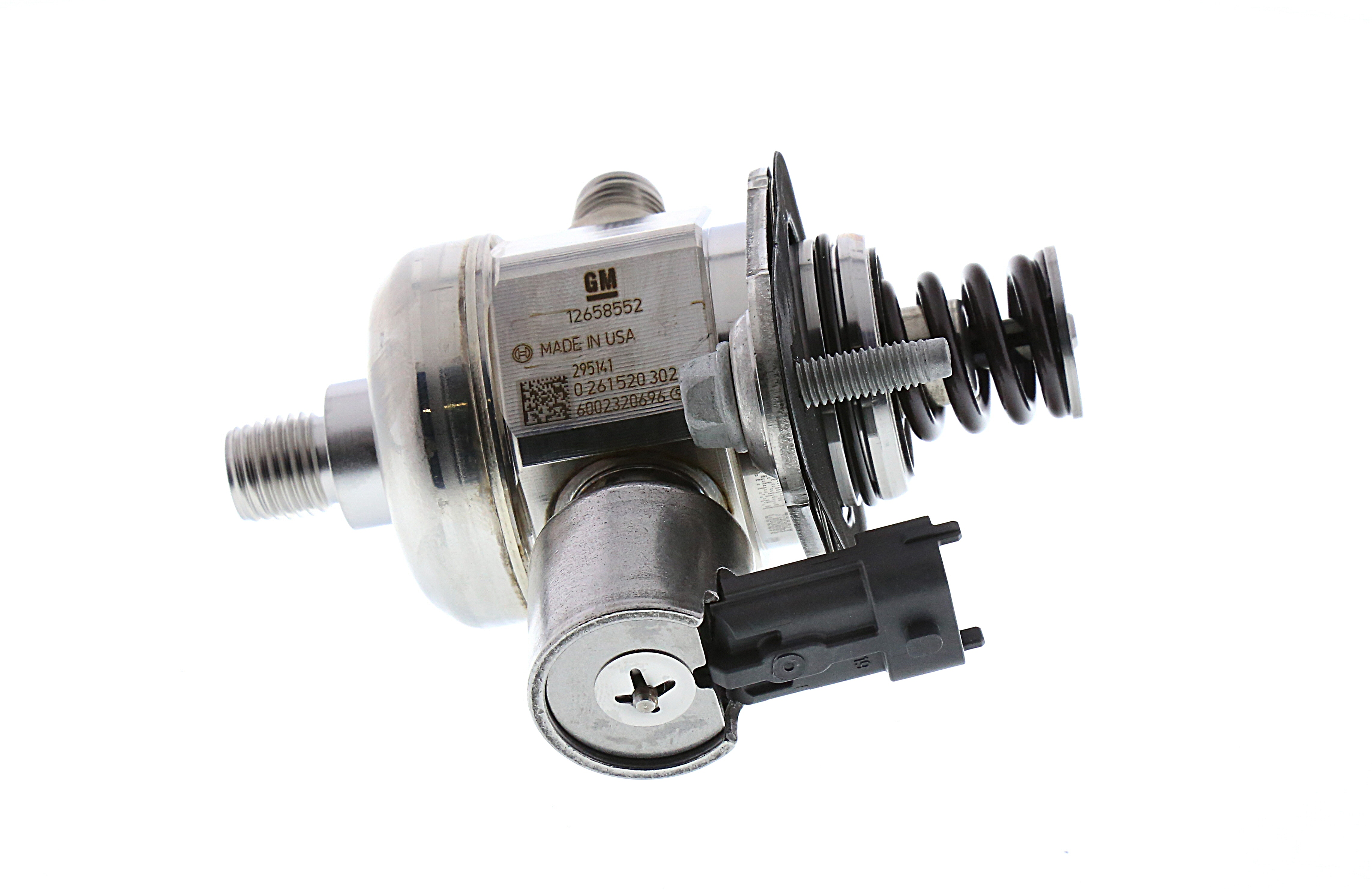 ACDELCO GM ORIGINAL EQUIPMENT - Mechanical Fuel Pump - DCB HPM1008