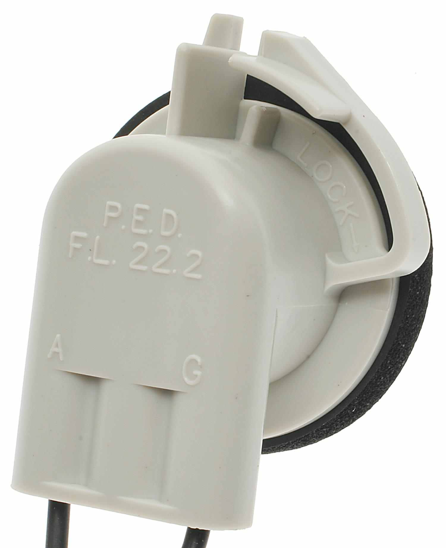 ACDELCO PROFESSIONAL - Tailight Socket - DCC LS261