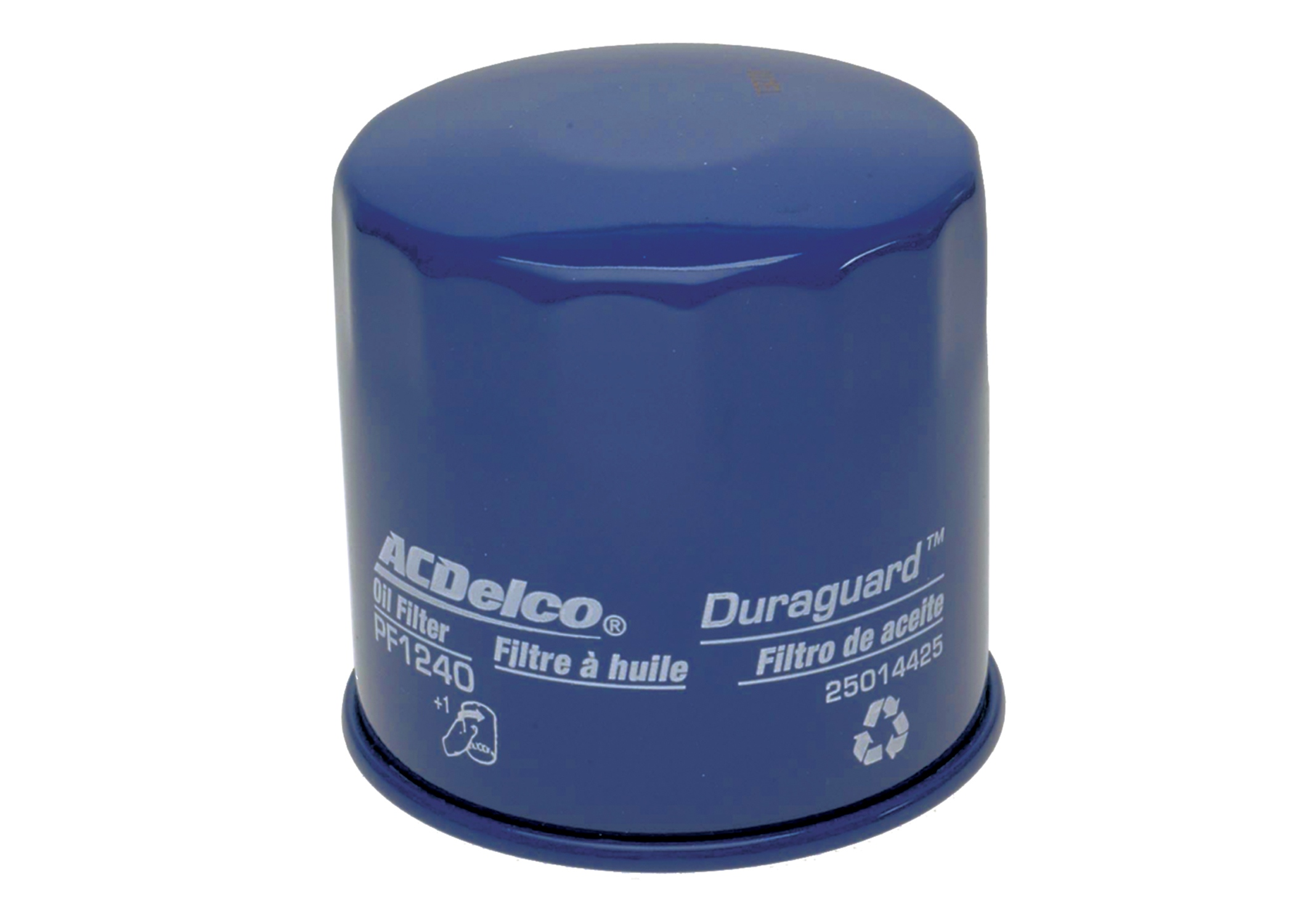 ACDELCO PROFESSIONAL - Oil Filter - DCC PF1240