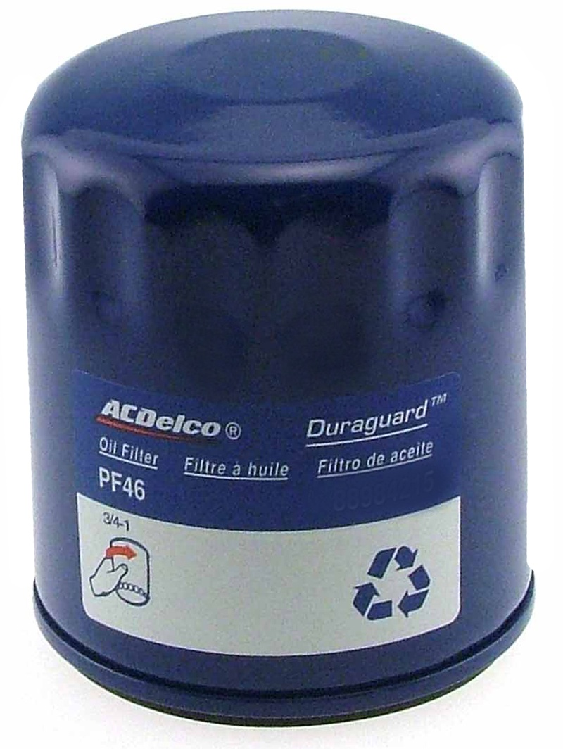 ACDELCO GOLD/PROFESSIONAL - Durapack Engine Oil Filter - Pack of 12 - DCC PF46F