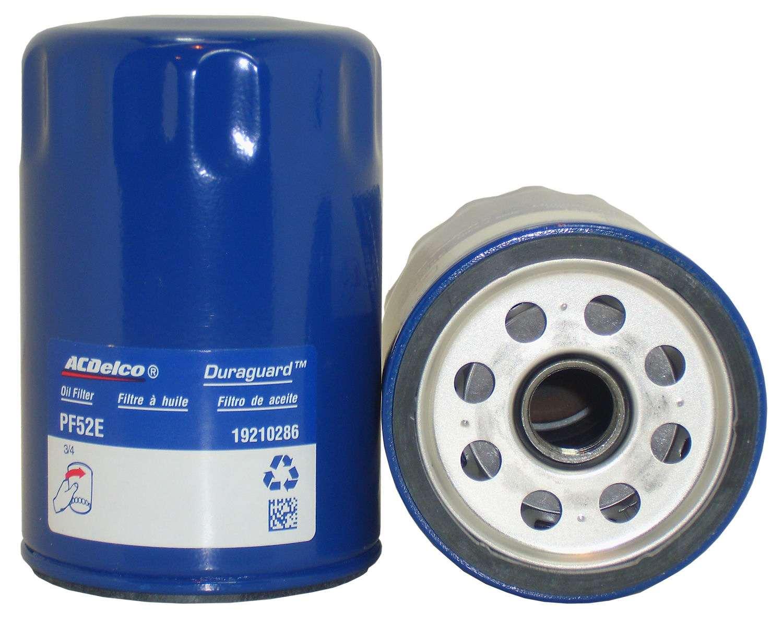 ACDELCO PROFESSIONAL - Engine Oil Filter - DCC PF52E