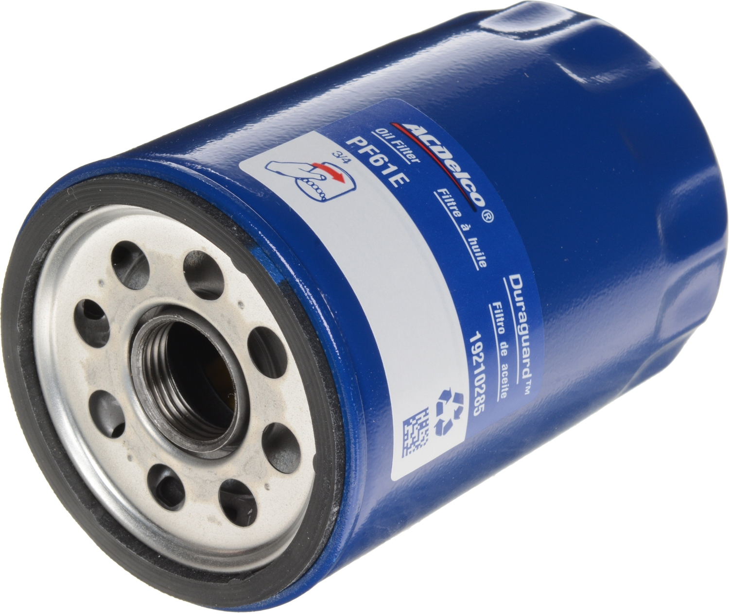 ACDELCO GOLD/PROFESSIONAL - Engine Oil Filter - DCC PF61E