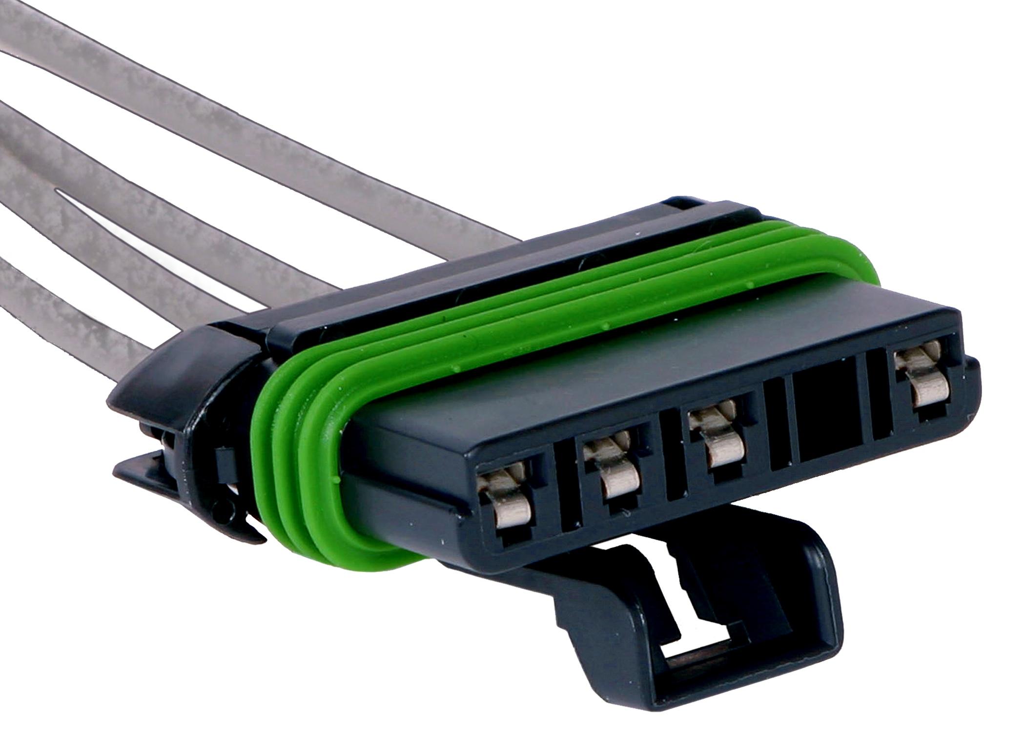 ACDELCO GM ORIGINAL EQUIPMENT - Headlight Connector - DCB PT1014