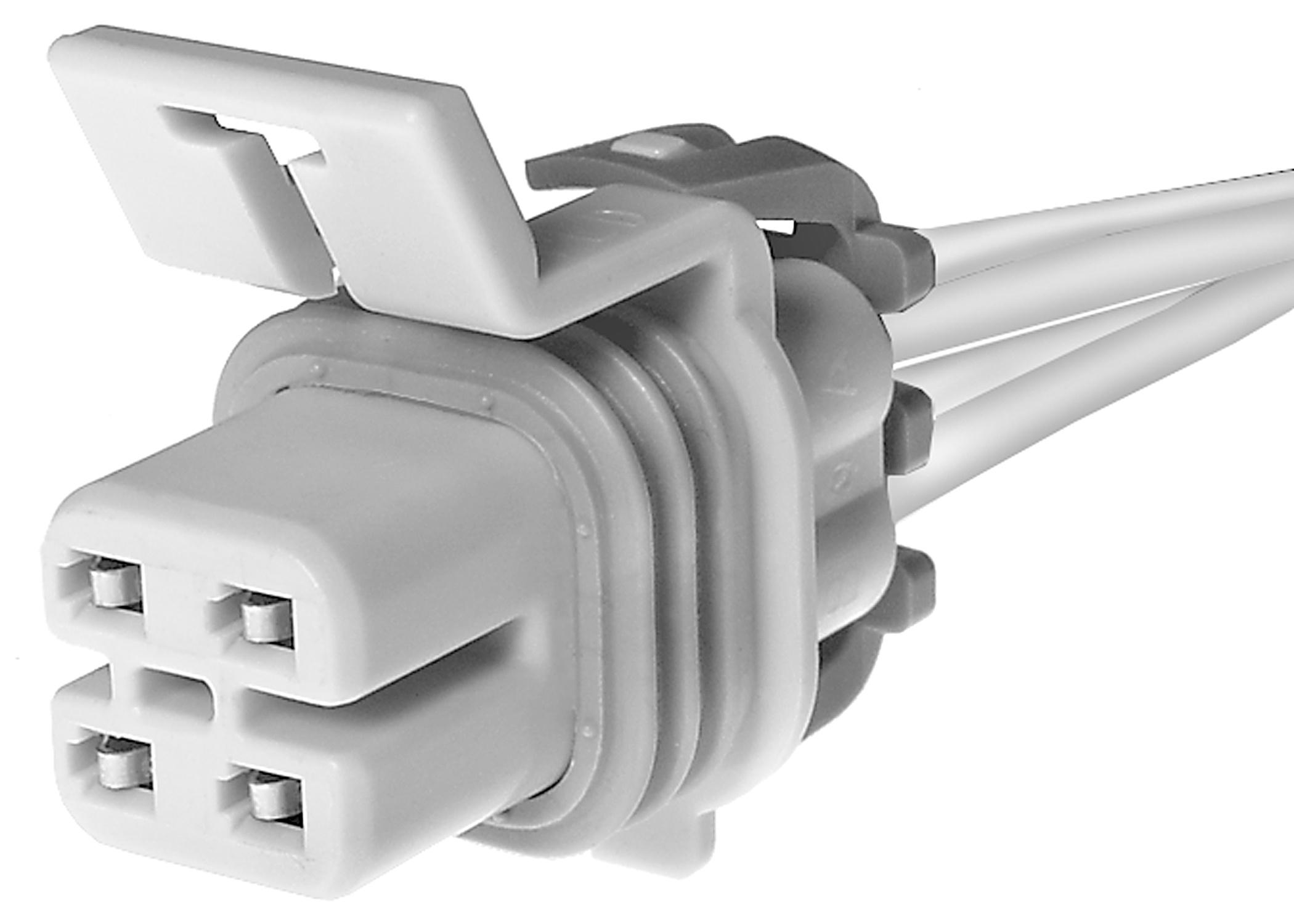 ACDELCO GM ORIGINAL EQUIPMENT - Oxygen Sensor Connector - DCB PT1069