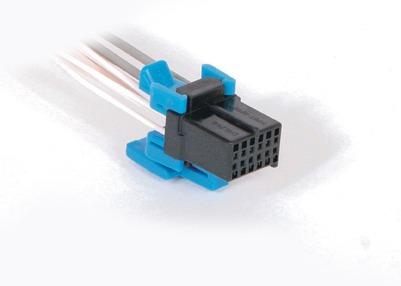 ACDELCO GM ORIGINAL EQUIPMENT - Radio Connector - DCB PT1128