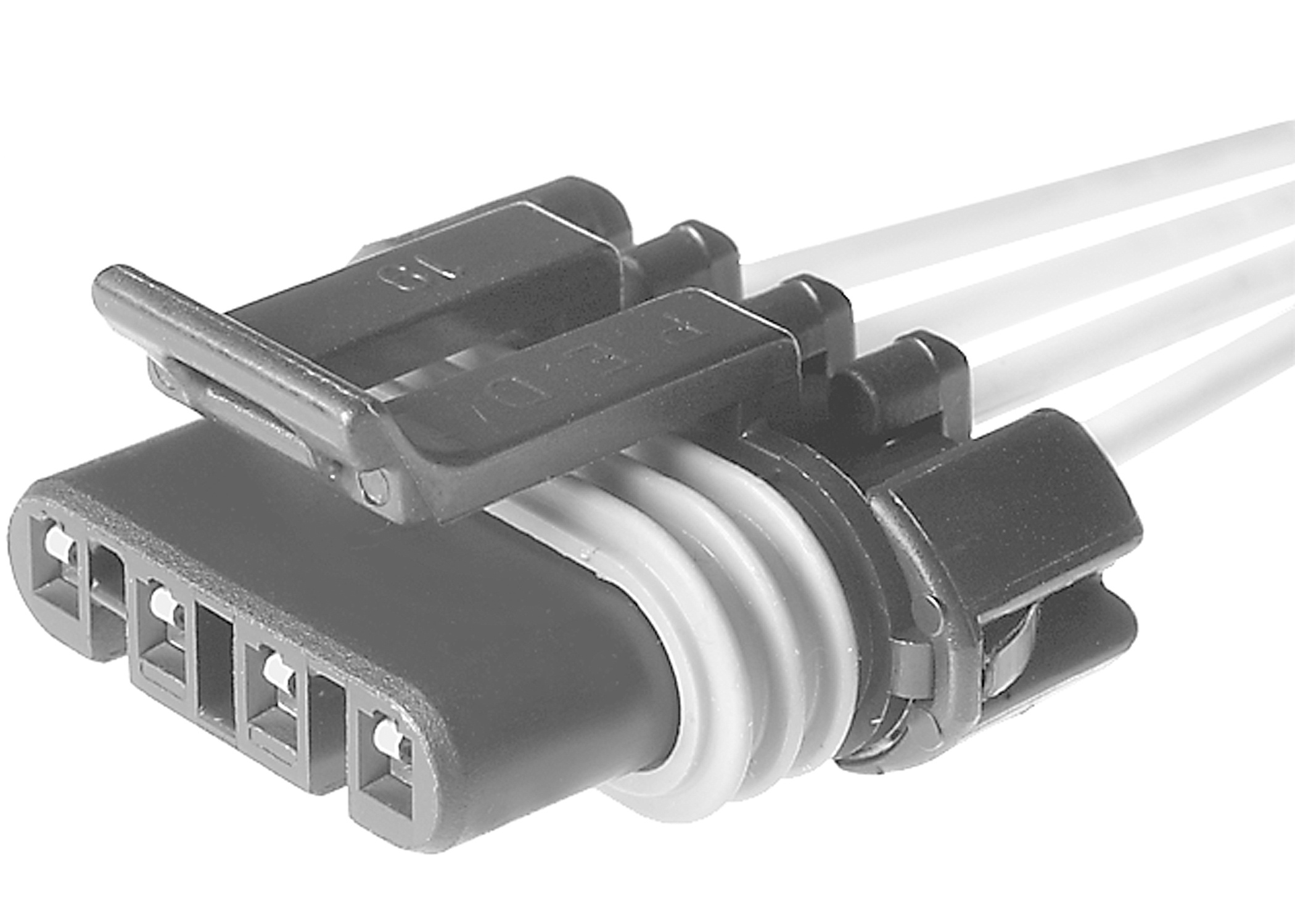 ACDELCO GM ORIGINAL EQUIPMENT - Neutral Safety Switch Connector - DCB PT1136