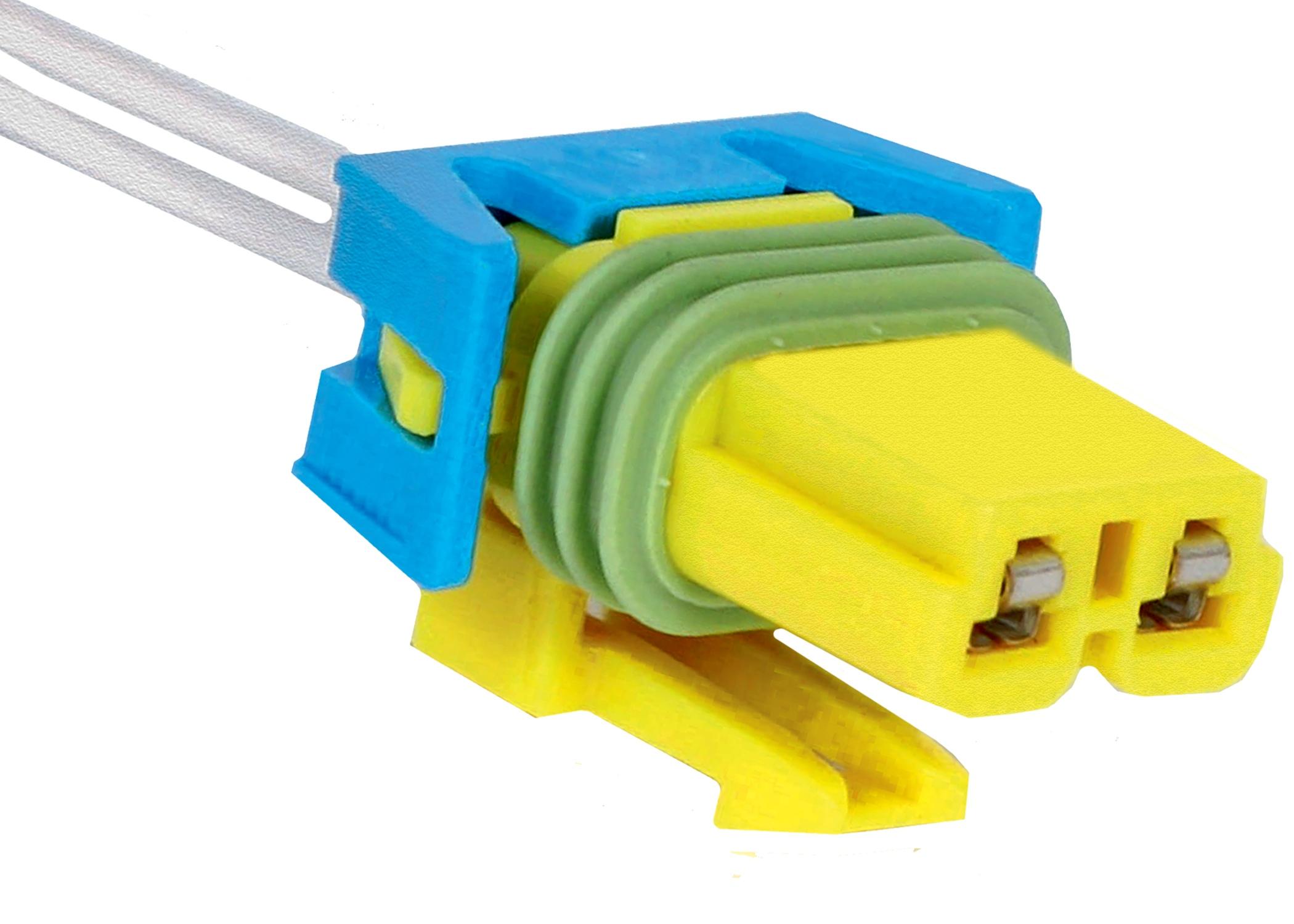 ACDELCO OE SERVICE - Inflation Restraint Front EnDiscriminating Sensor Conn - DCB PT1303