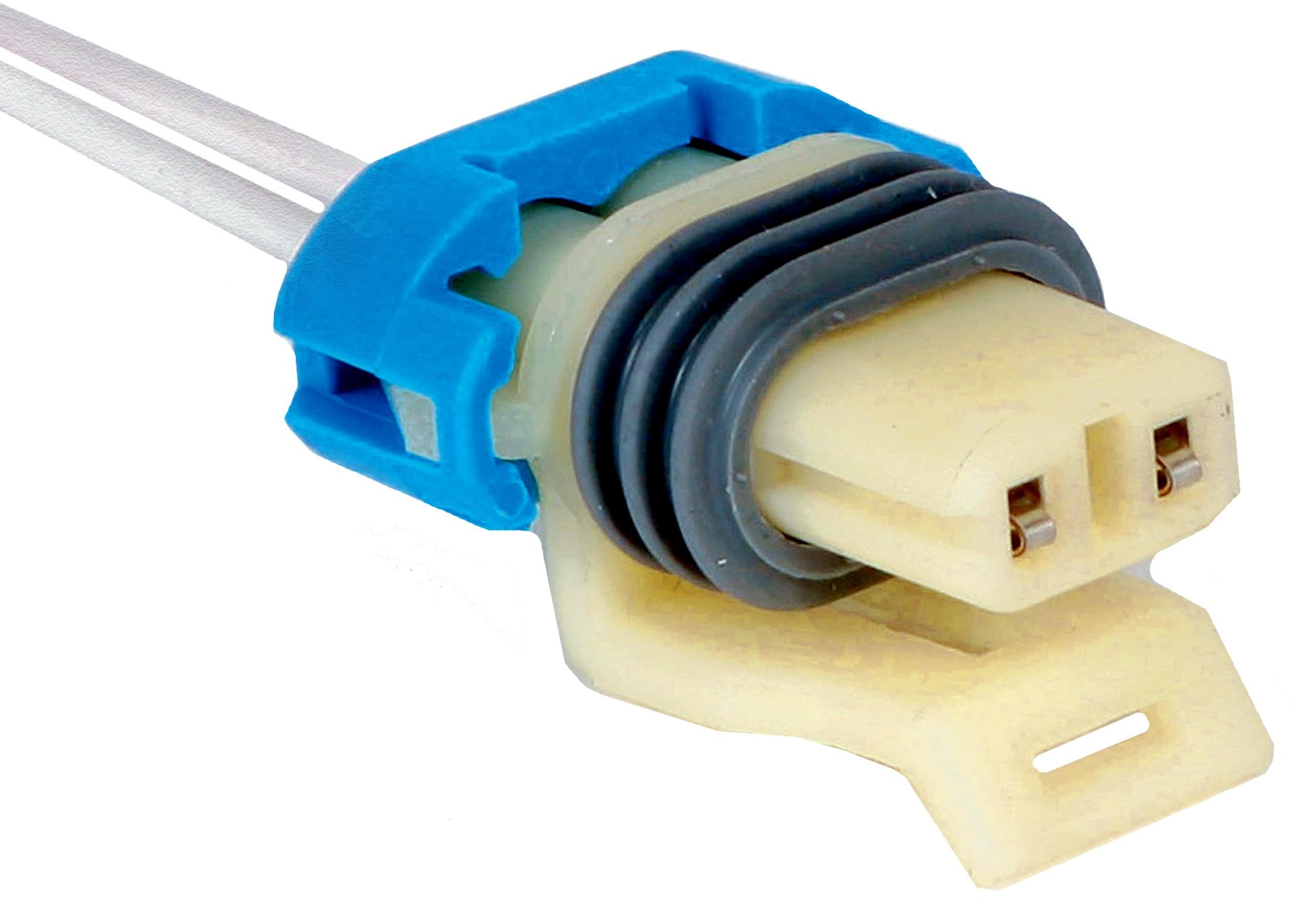 ACDELCO GM ORIGINAL EQUIPMENT - Brake Pressure Switch Connector - DCB PT1312