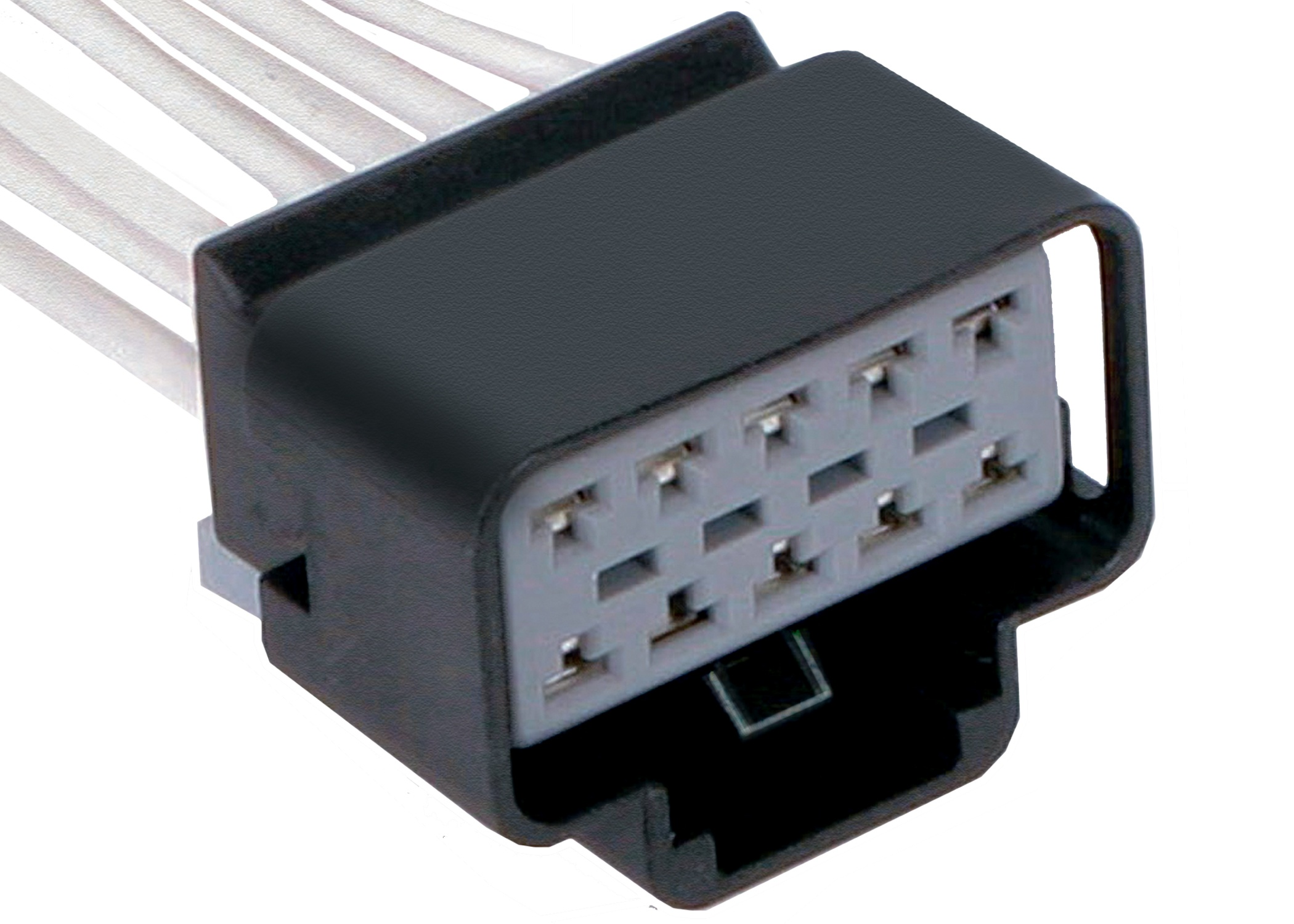 ACDELCO OE SERVICE - Glove Box Switch Connector - DCB PT1364