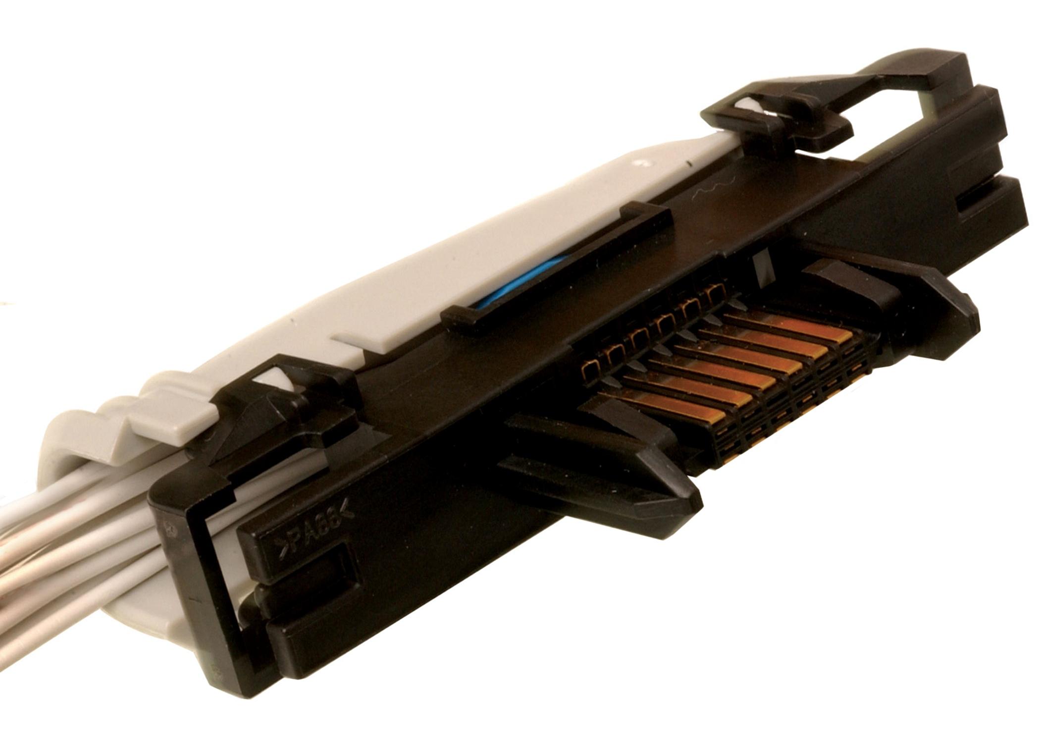 ACDELCO OE SERVICE - Cont-Heater & A/CConn - DCB PT1487