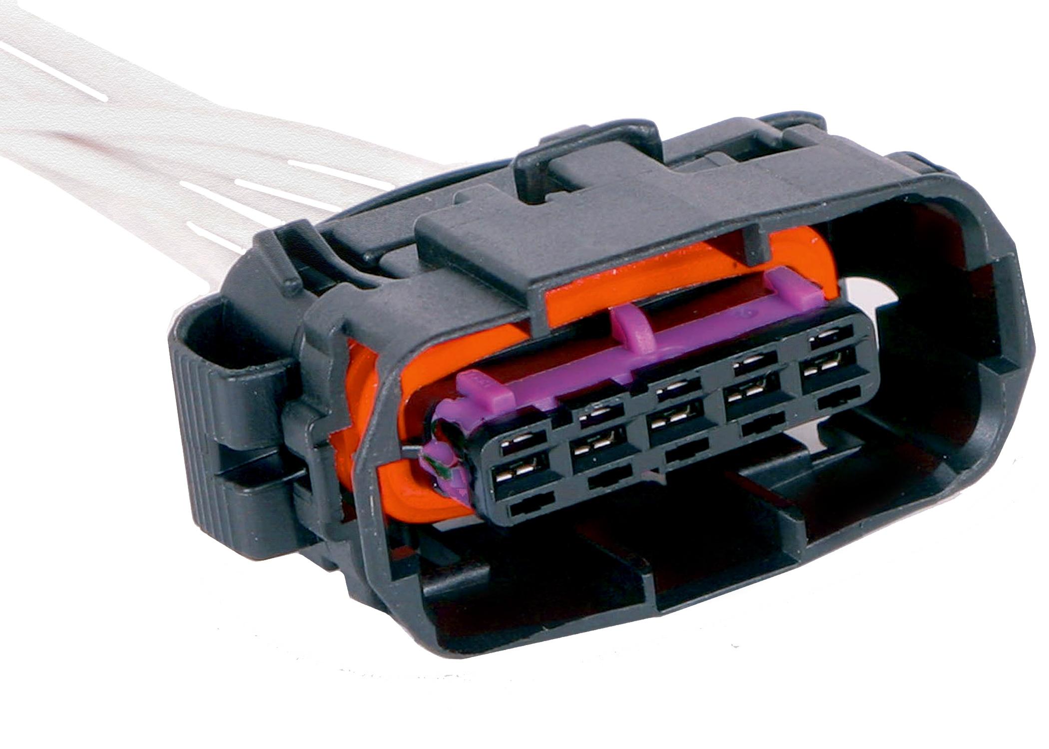 ACDELCO OE SERVICE - Sensor-Mass Airflow Conn - DCB PT1526