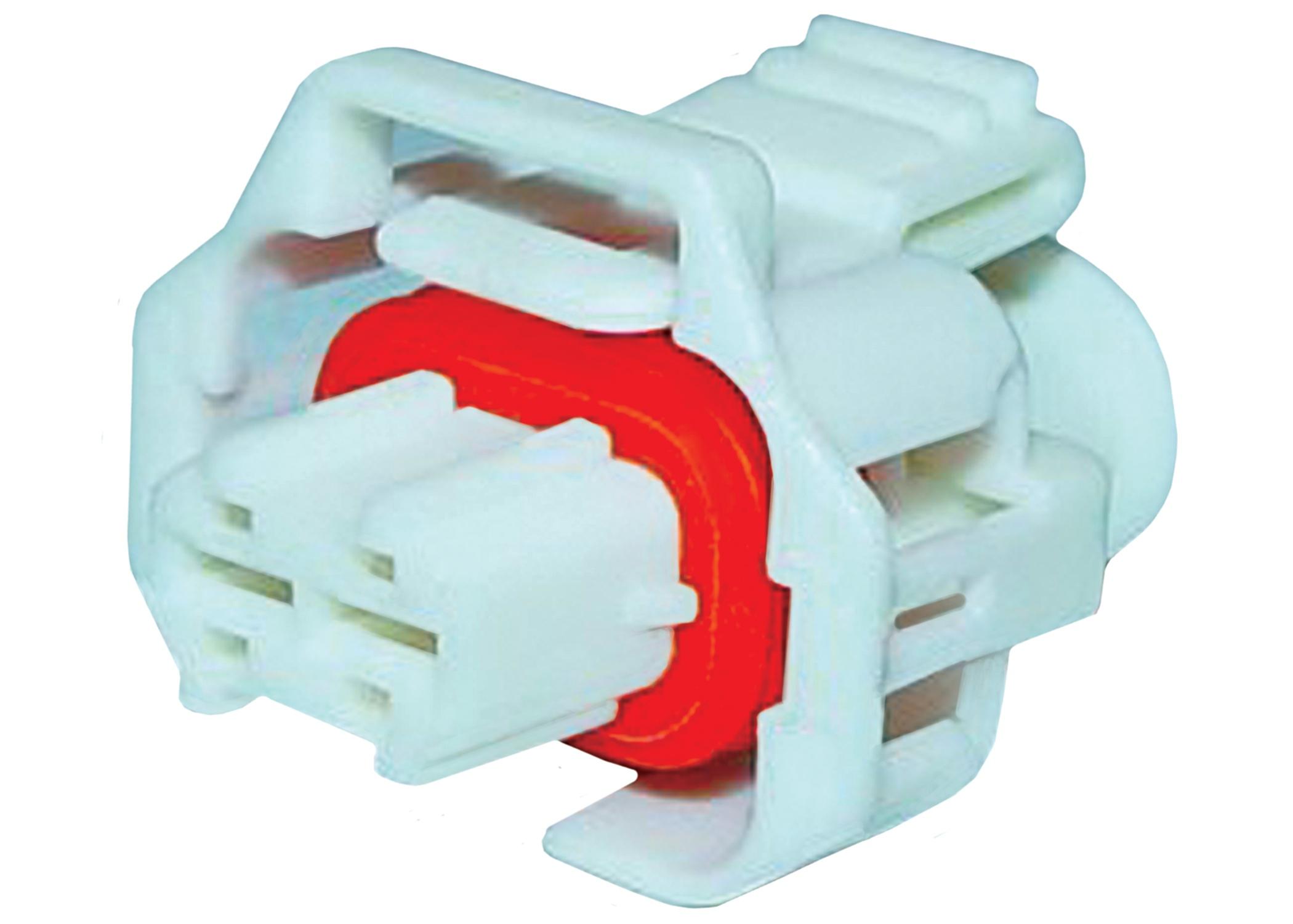 ACDELCO GM ORIGINAL EQUIPMENT - Engine Coolant Temperature Sensor Connector - DCB PT1529