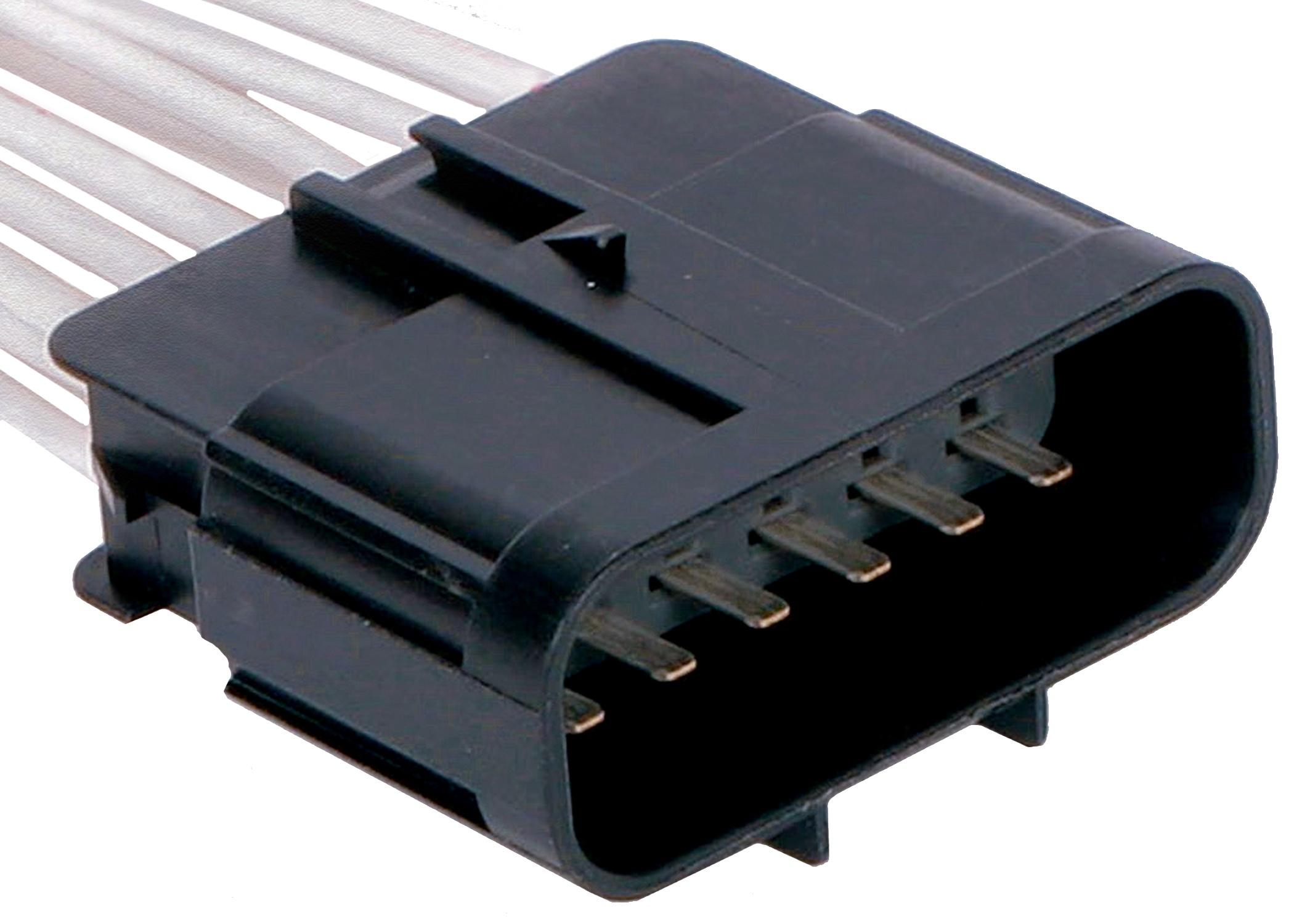 ACDELCO GM ORIGINAL EQUIPMENT - Headlight Connector - DCB PT1588