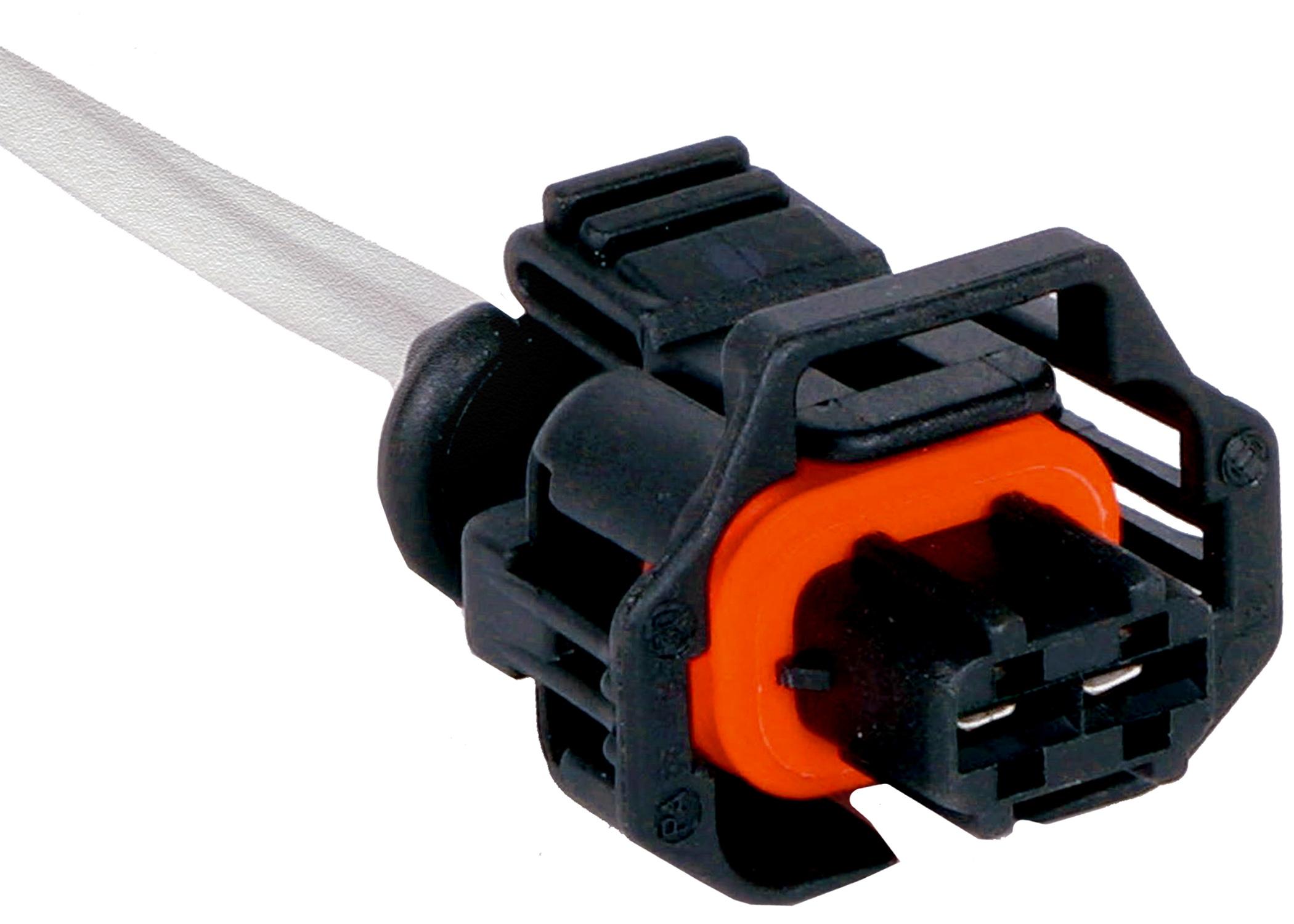 ACDELCO GM ORIGINAL EQUIPMENT - Engine Coolant Temperature Sensor Connector - DCB PT1632