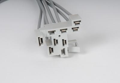 Acdelco Gm Original Equipment Headlight Switch Connector Part Wiring Dcb Pt164