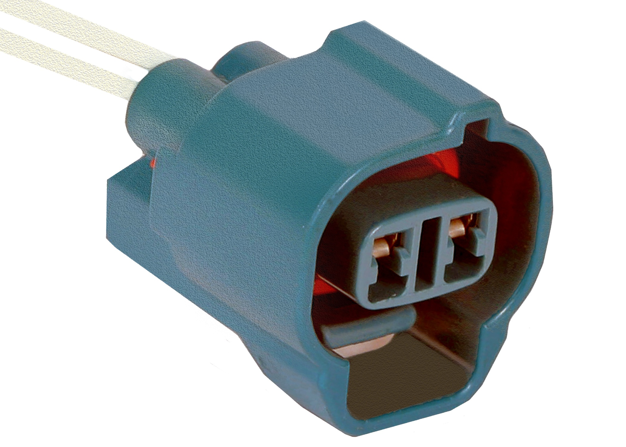 ACDELCO GM ORIGINAL EQUIPMENT - Secondary Air Injection Shut-Off Valve Connector - DCB PT1852