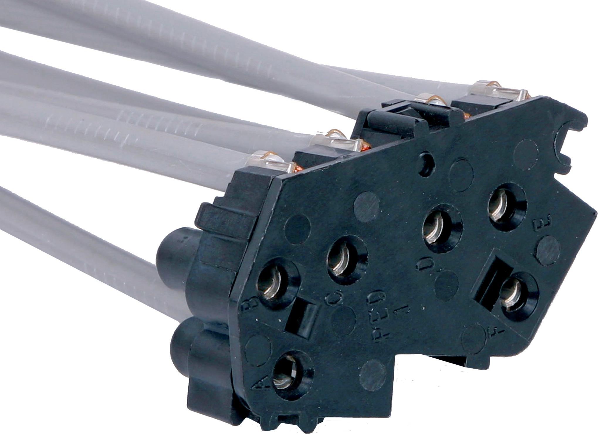 ACDELCO GM ORIGINAL EQUIPMENT - Door Window Switch Connector (Left) - DCB PT188