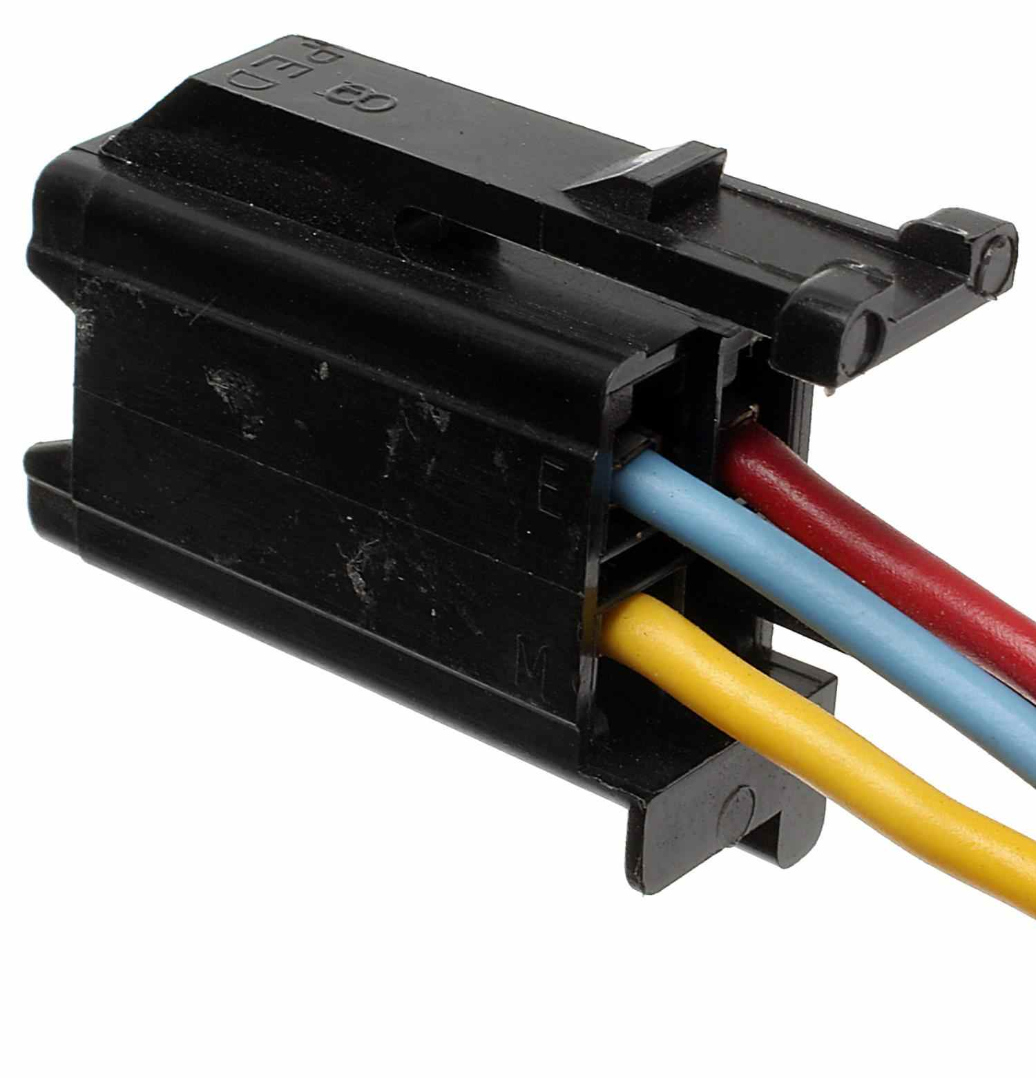 ACDELCO PROFESSIONAL - Radio Power Connector - DCC PT1893
