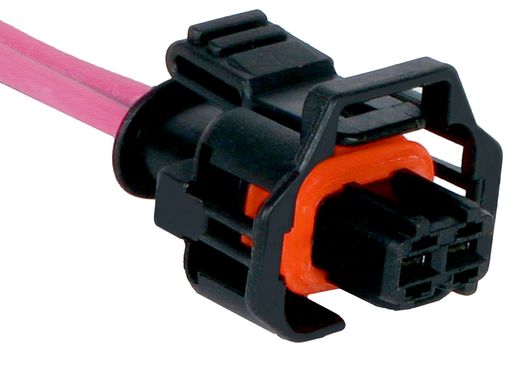ACDELCO OE SERVICE - Fuel Shut Off Solenoid Connector - DCB PT2183