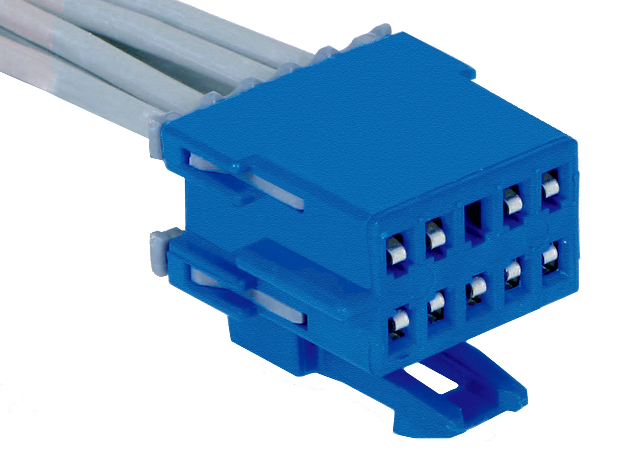 ACDELCO OE SERVICE - Accessory Relay Center Connector - DCB PT224