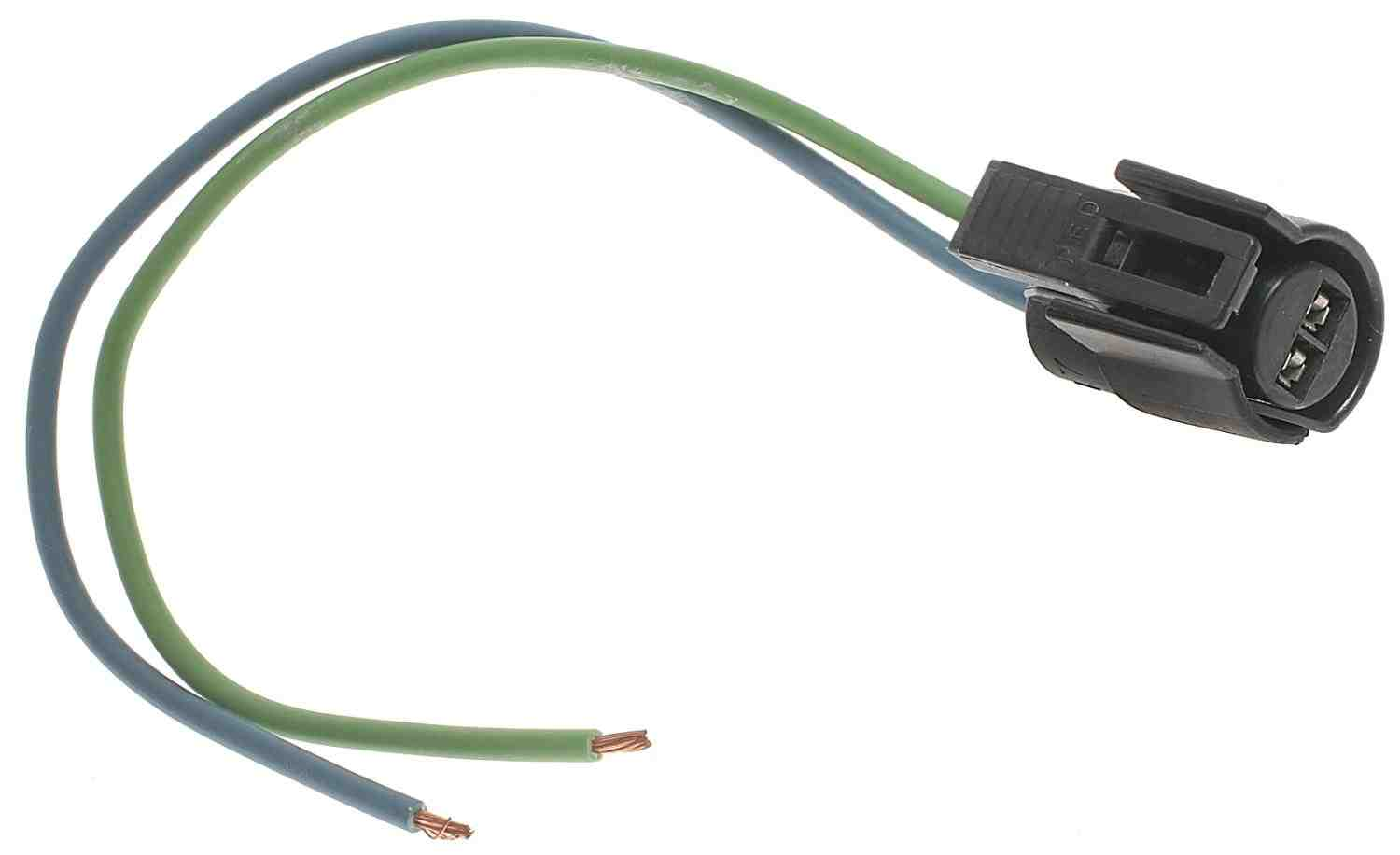 ACDELCO GOLD/PROFESSIONAL - A/C Compressor Cut-Out Switch Harness Connector - DCC PT2293