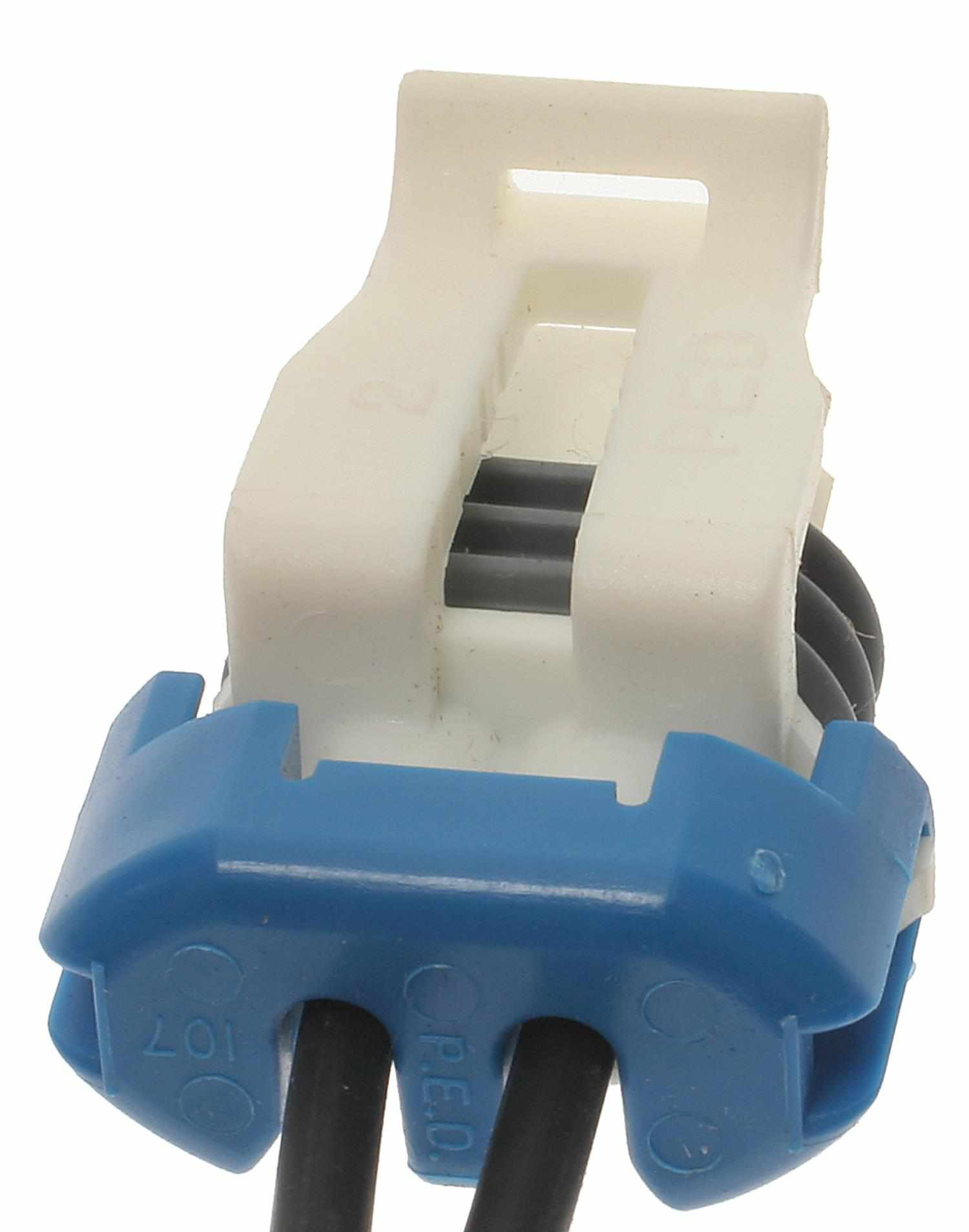 ACDELCO PROFESSIONAL - Secondary Air Injection Bypass Valve DVTR Hose Conn - DCC PT2323