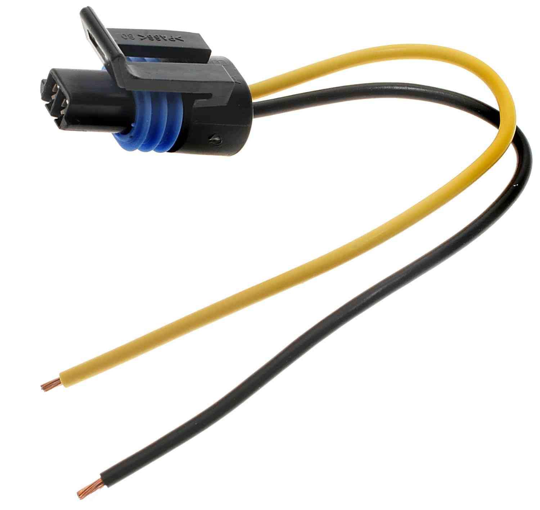 ACDELCO PROFESSIONAL - EGR Valve Temperature Sensor Conn - DCC PT2386