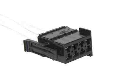 ACDELCO GM ORIGINAL EQUIPMENT - Headlight Dimmer Switch Connector - DCB PT2562