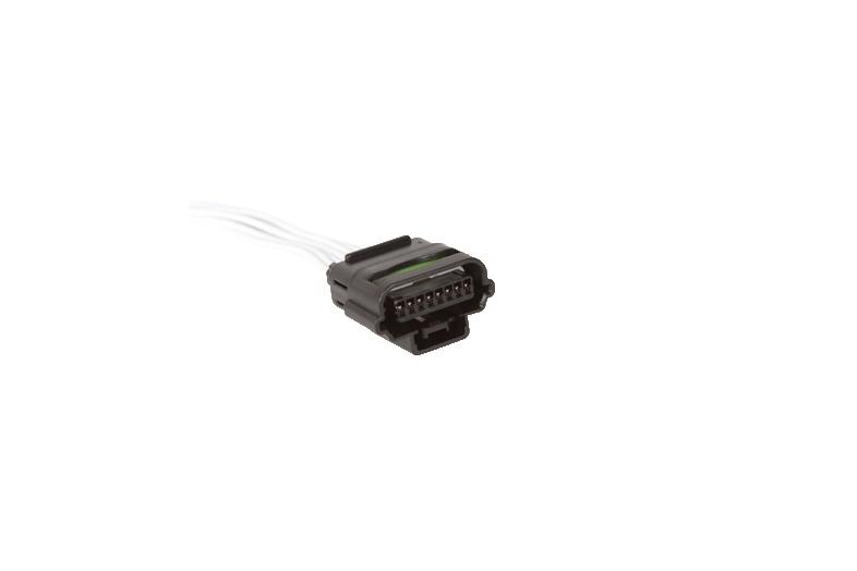 ACDELCO OE SERVICE - Mass Air Flow Sensor Connector - DCB PT2707