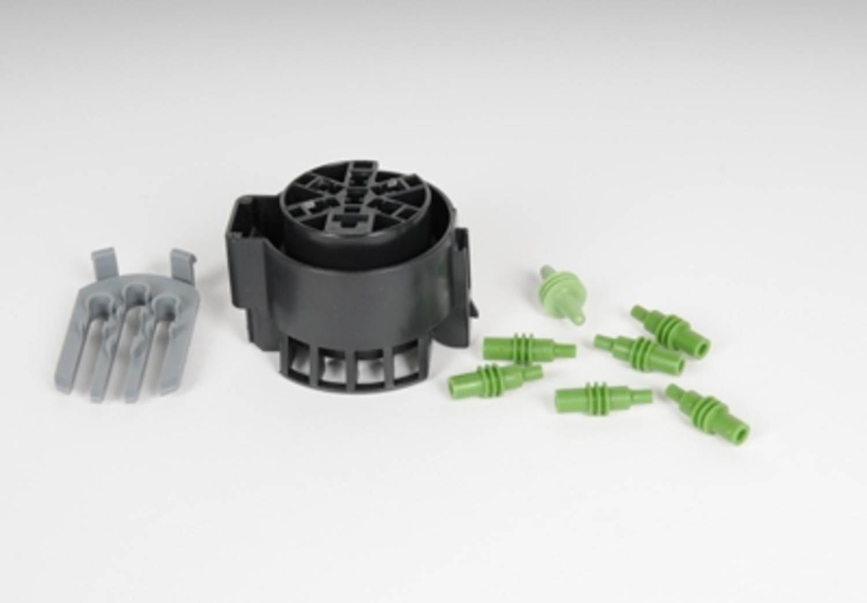ACDELCO GM ORIGINAL EQUIPMENT - Inline-To Trailer Harness Conn - DCB PT2737