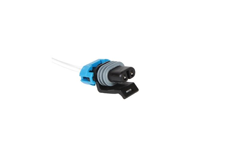 ACDELCO GM ORIGINAL EQUIPMENT - ABS Wheel Speed Sensor Connector - DCB PT2830