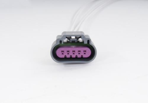 ACDELCO GM ORIGINAL EQUIPMENT - Mass Air Flow Sensor Connector - DCB PT2832