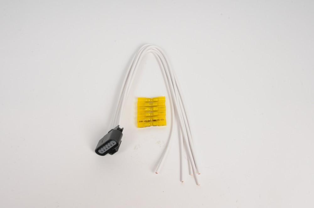 ACDELCO GM ORIGINAL EQUIPMENT - Trailer Brake Control Connector - DCB PT2867