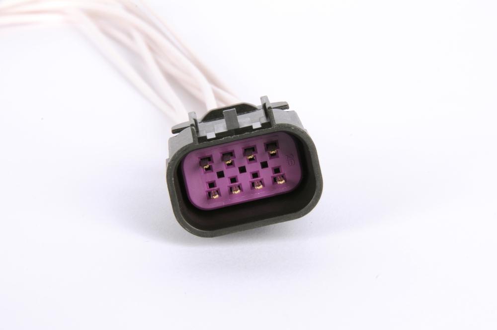 ACDELCO OE SERVICE - Reverse Park Aid Sensor Connector - DCB PT2869
