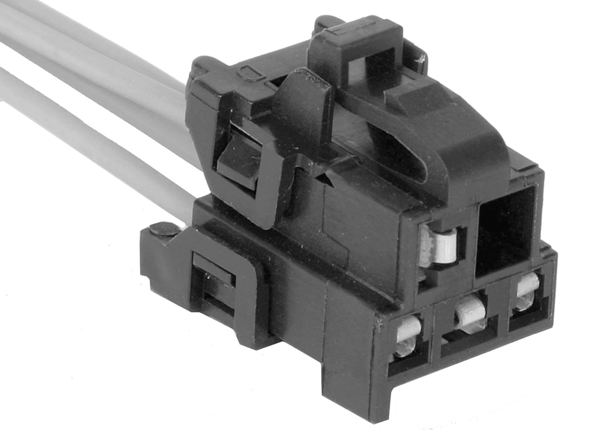 ACDELCO GM ORIGINAL EQUIPMENT - Fuel Pump Relay Connector - DCB PT306