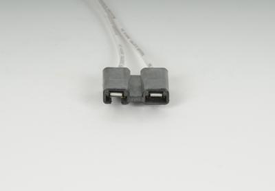 ACDELCO OE SERVICE - Air Suspension Compressor Relay Connector - DCB PT353
