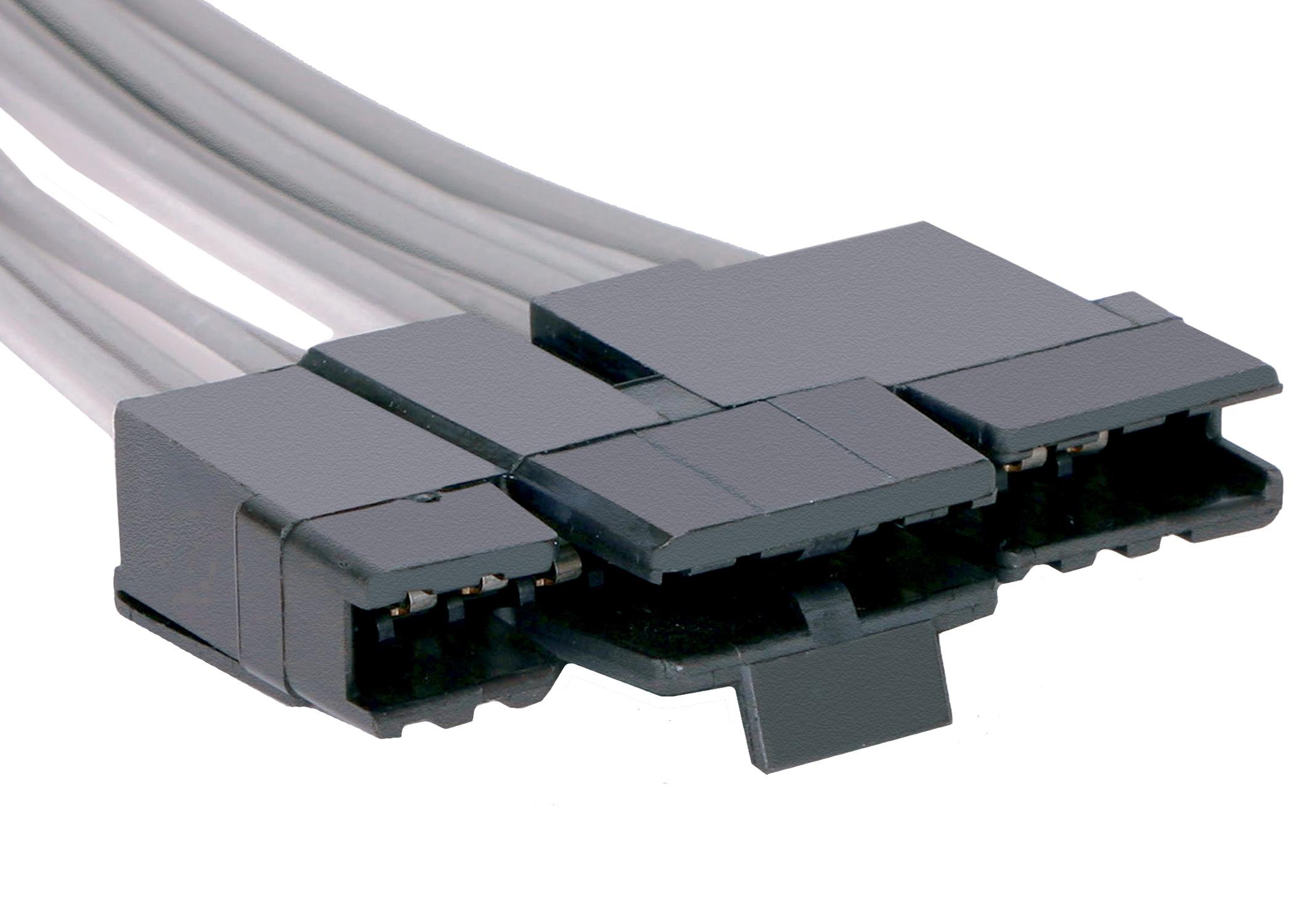 ACDELCO GM ORIGINAL EQUIPMENT - Starter Solenoid Wiring Harness Connector - DCB PT386