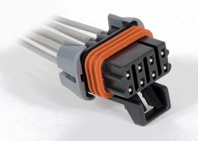 ACDELCO GM ORIGINAL EQUIPMENT - Oxygen Sensor Wiring Harness - DCB PT444