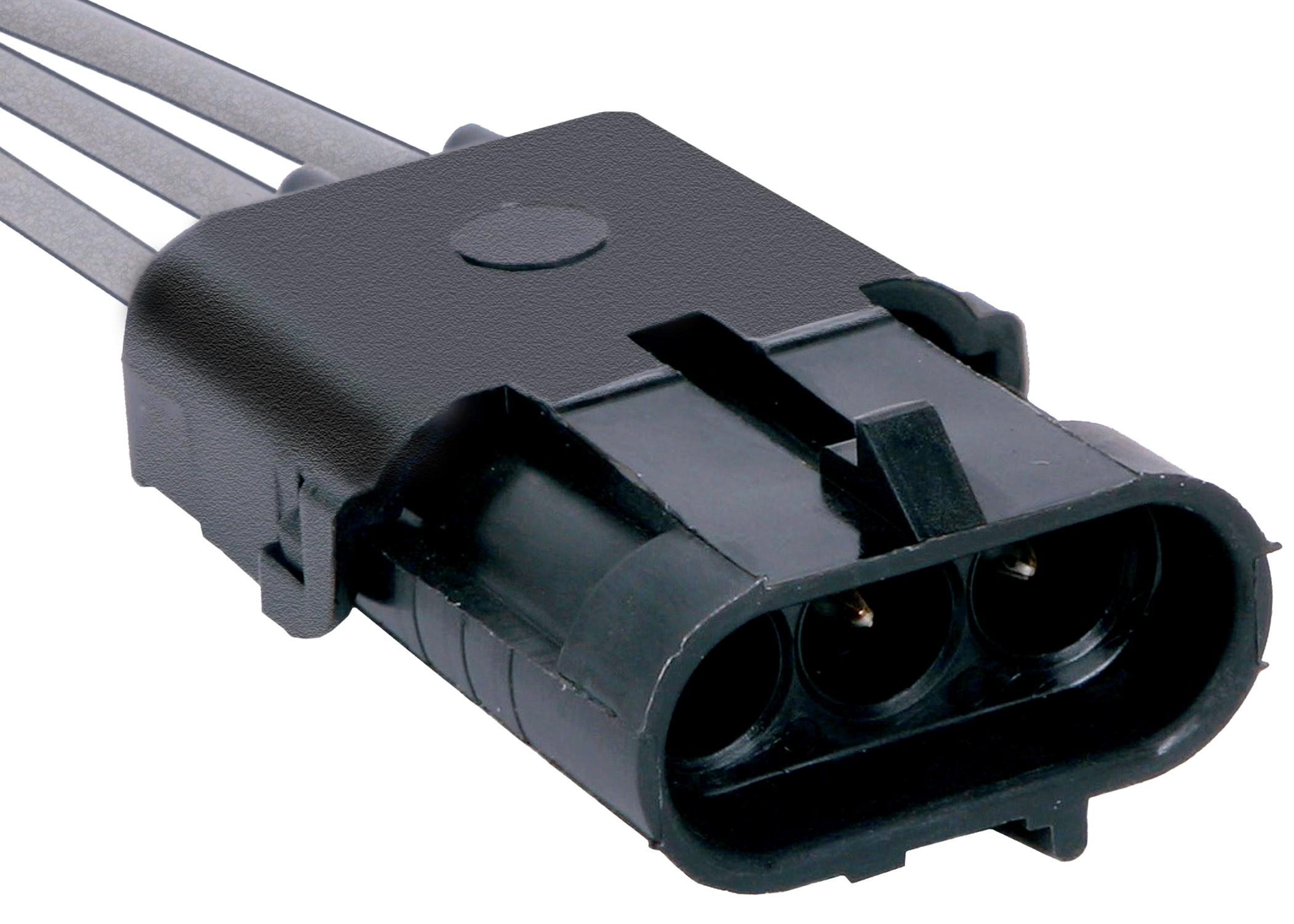 ACDELCO GM ORIGINAL EQUIPMENT - Oxygen Sensor Wiring Harness - DCB PT643