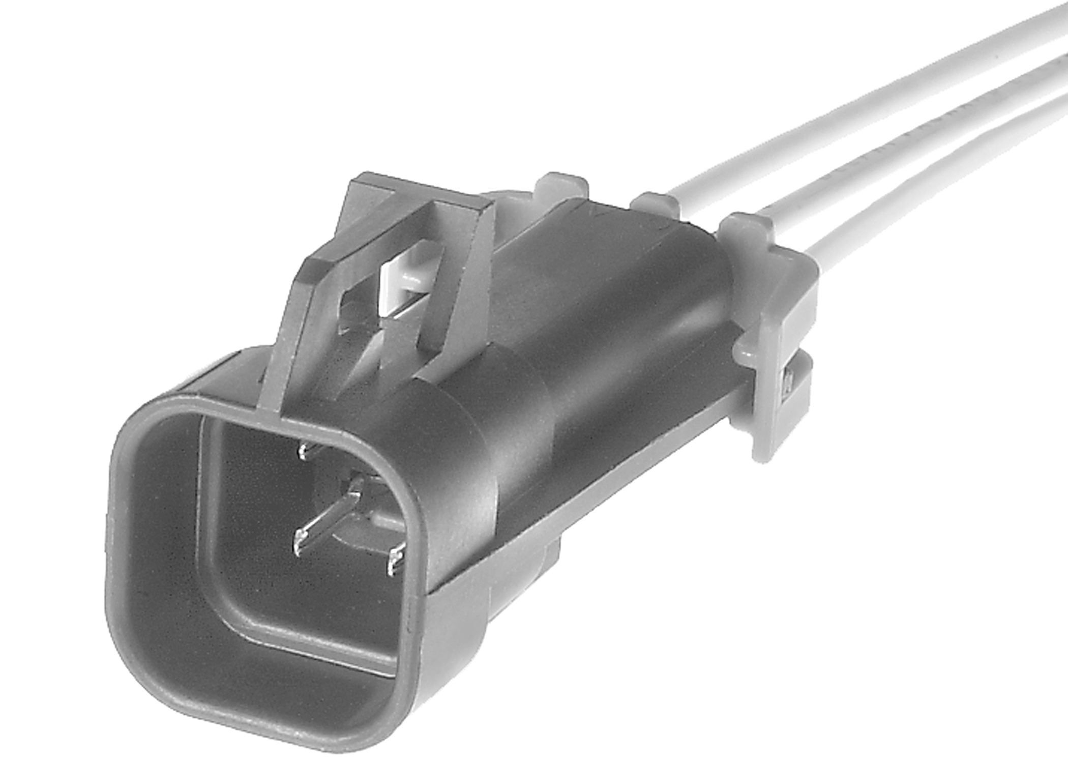 ACDELCO GM ORIGINAL EQUIPMENT - Trailer Tow Harness Connector - DCB PT919