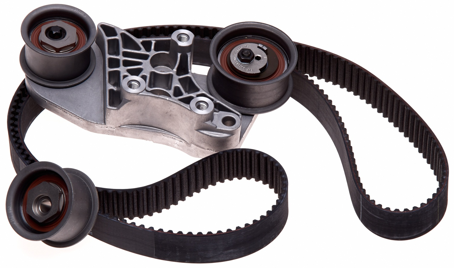 ACDELCO PROFESSIONAL - Engine Timing Belt Component Kit Excludes Water Pump - DCC TCK285B