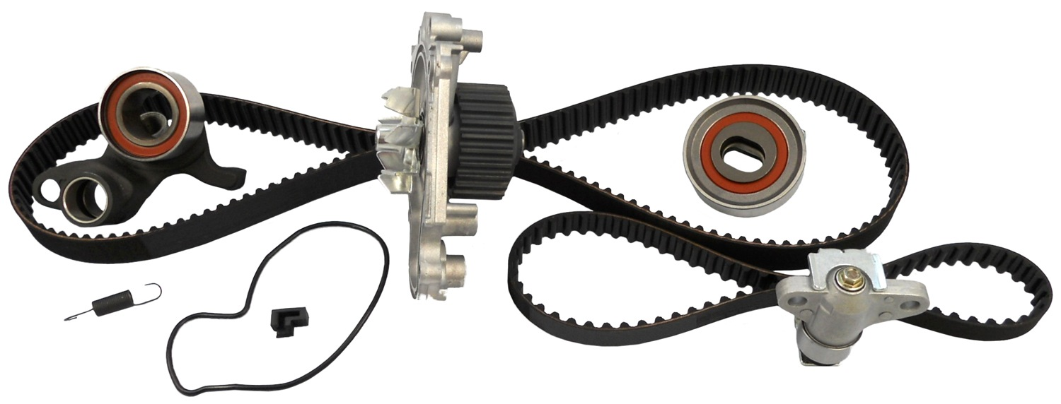 ACDELCO PROFESSIONAL - Engine Timing Belt Kit Includes Water Pump - DCC TCKWP226A