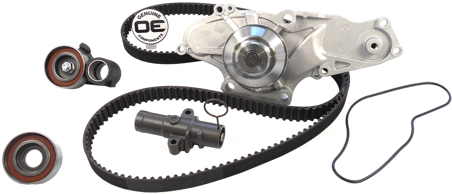 ACDELCO PROFESSIONAL - Timing Belt Component Kit W/Water Pump - DCC TCKWP329