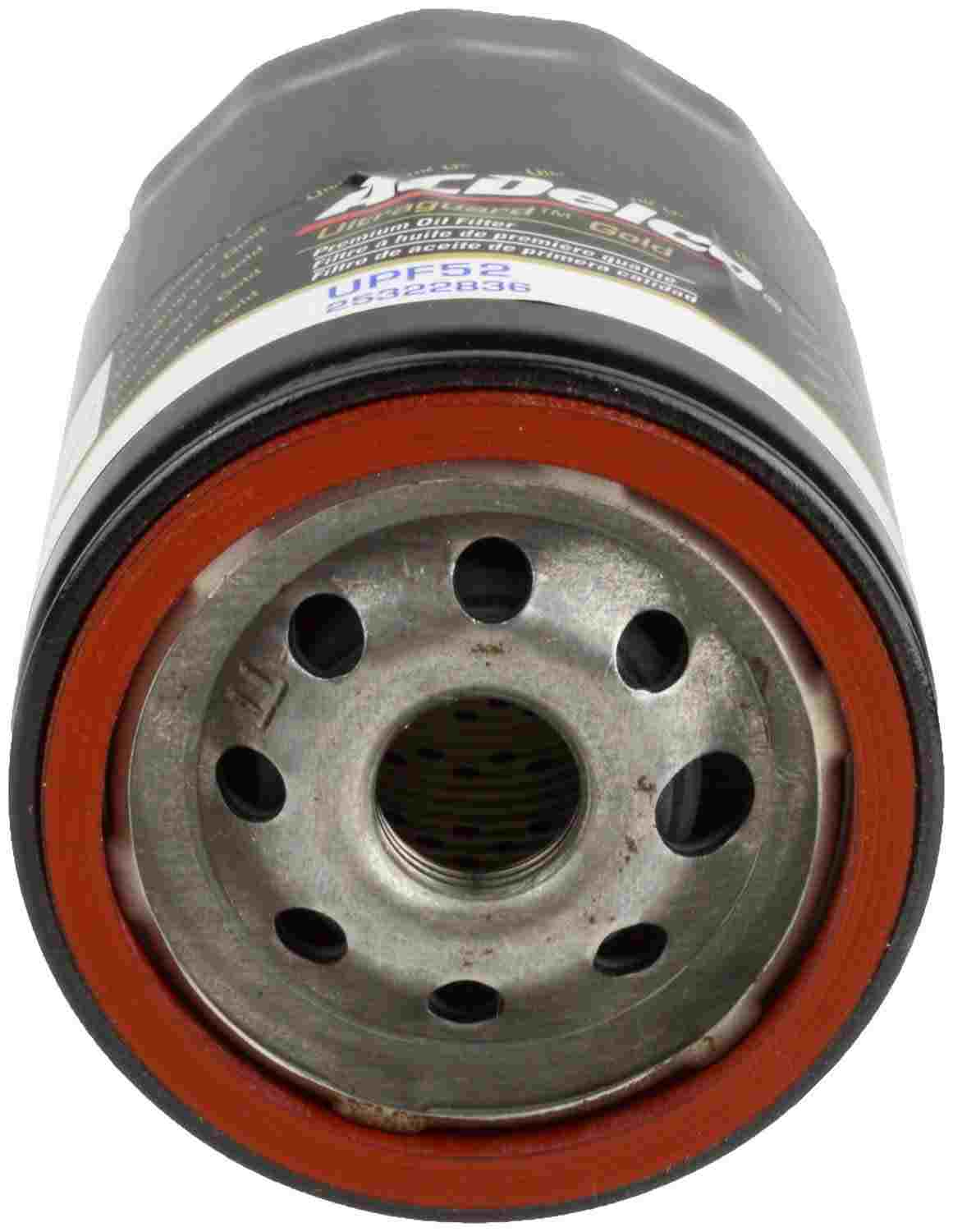 ACDELCO SPECIALTY - Ultraguard Engine Oil Filter - DCE UPF52