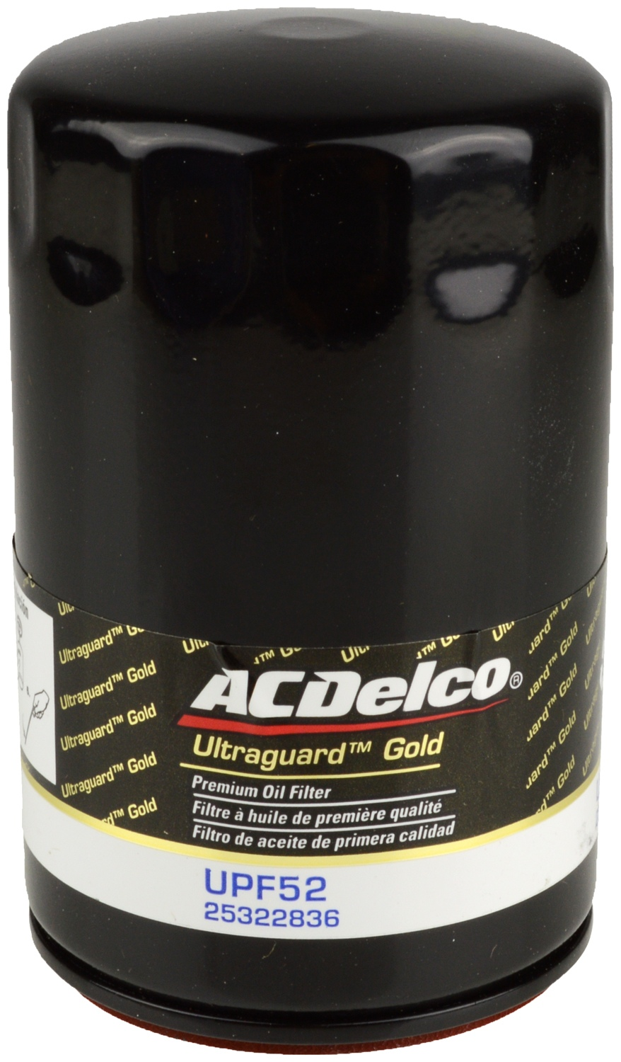 ACDELCO SPECIALTY - Engine Oil Filter - DCE UPF52