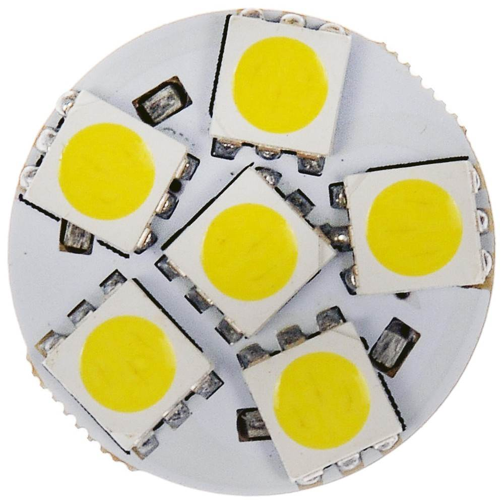 DORMAN - CONDUCT-TITE - Center High Mount Stop Light Bulb - DCT 1156W-SMD