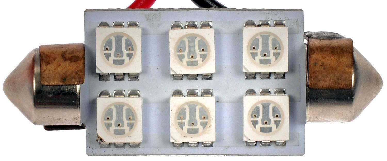 DORMAN - CONDUCT-TITE - Courtesy Light Bulb - DCT 212A-SMD