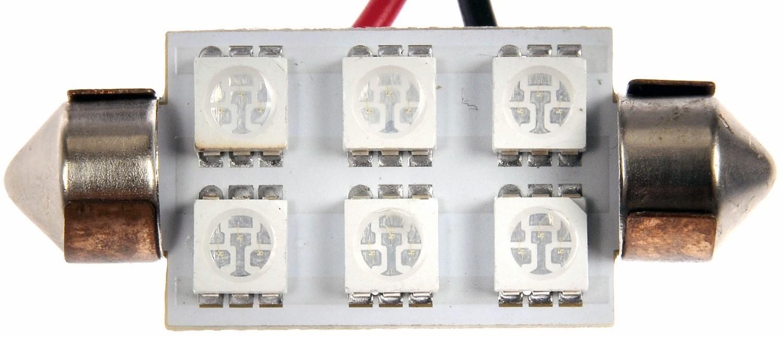 DORMAN - CONDUCT-TITE - Courtesy Light Bulb - DCT 212B-SMD